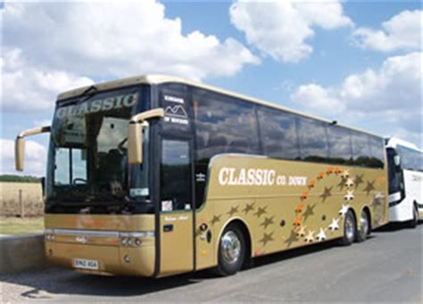 classic coaches private tours annalong newry