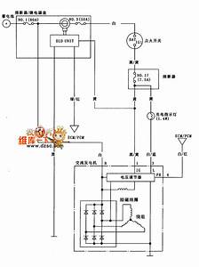 Guangzhou Fit Charging System Circuit Diagram