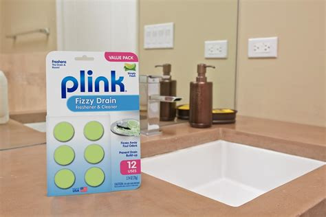 sink drain smell cleaner plink fizzy drain freshener cleaner simply fresh