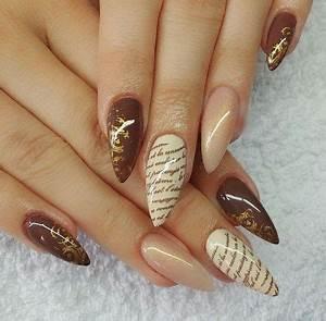 Nageldesign Herbst 2017 : nageldesign trend herbst 2017 nails pinterest nail nail pink glitter nails and nail inspo ~ Frokenaadalensverden.com Haus und Dekorationen