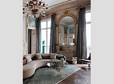 Attention to French Details Glamorous Paris Apartment