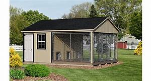 3 dog kennel modular dog kennels horizon structures With prefabricated dog kennels