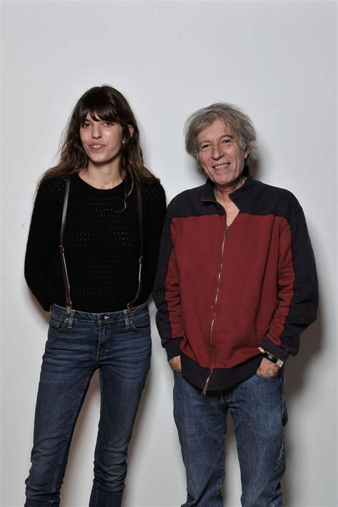 jacques doillon y jane birkin lou doillon photos photos jacques doillon and lou
