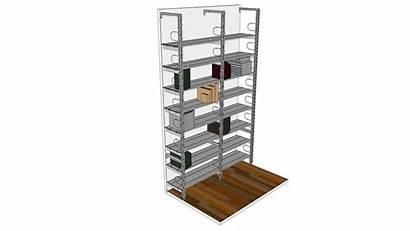 Iss Shelves Shelving Pole Designs Modular System