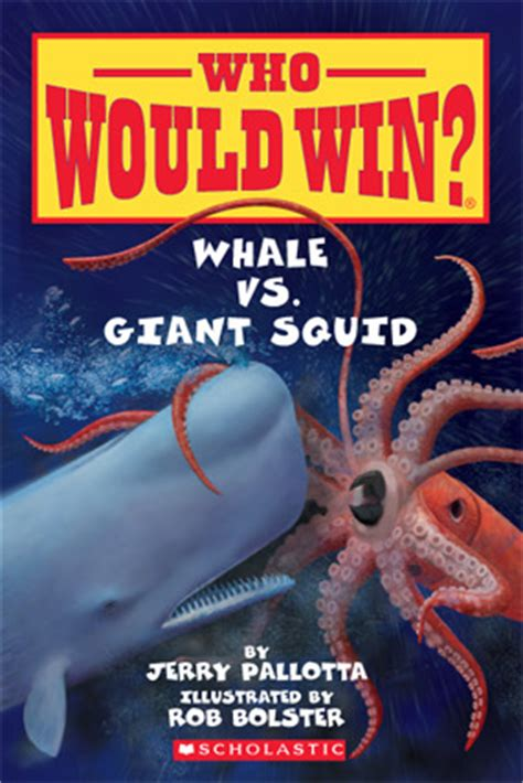 whale  giant squid  jerry pallotta