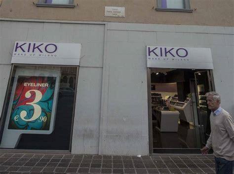 kiko si鑒e social kiko vince la causa tra negozi l arredamento non si copia corriere it