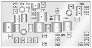 2004 Srx Fuse Diagram