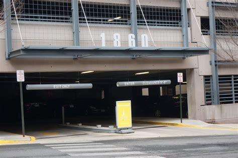fedexforum parking garage price parking at reston town center will soon cost money