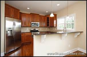 kitchen island peninsula are kitchen islands going out of style kitchen design trends