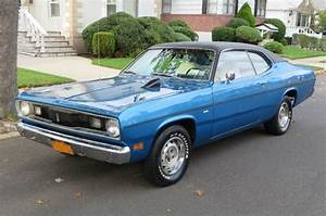 Clean 1970 Plymouth Duster 340