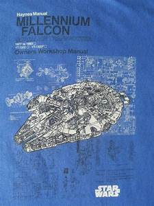 Millennium Falcon Haynes Manual  With Images