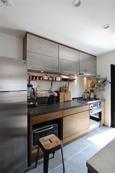 Küchenzeile, Oberschränke Mit Glasfronten Oberschränke