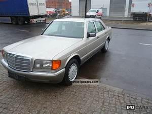 Mercedes Gap : 1986 mercedes benz 300 se gap free checkbook 1 besitz car photo and specs ~ Gottalentnigeria.com Avis de Voitures