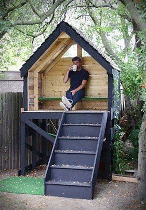 Backyard Forts by Best 25 Backyard Fort Ideas On Outdoor Forts