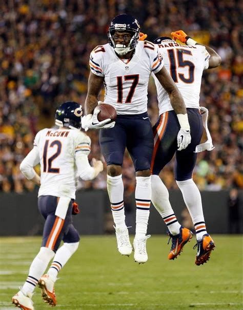 bears wrs excel    catching