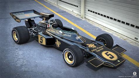 Lotus Formel 1 by Lotus 72d Formula 1 Alt View By Dangeruss On Deviantart