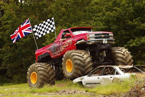monster truck video for big toys monster trucks