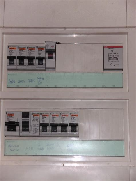 Fuse Box Switch I by Wireing A Waterproof Outside Socket Diynot