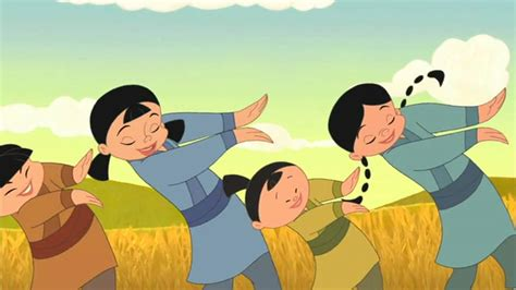 Mulan 2 Lesson Number One Hd Thai Youtube