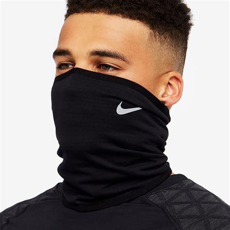 Nike Run Therma Sphere Neck Warmer 2.0 - Black/Silver
