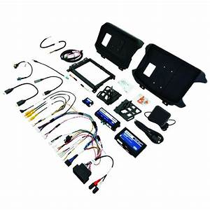 Radiopro Advanced Integrated Installation Kit With