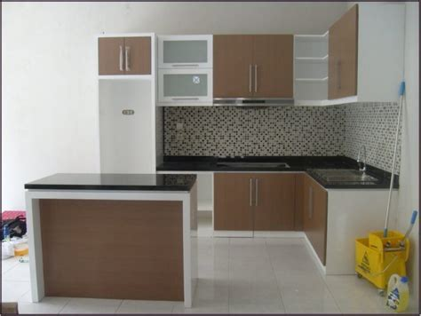 40 Model Gambar Dan Ukuran Kitchen Set Yang Tepat Untuk