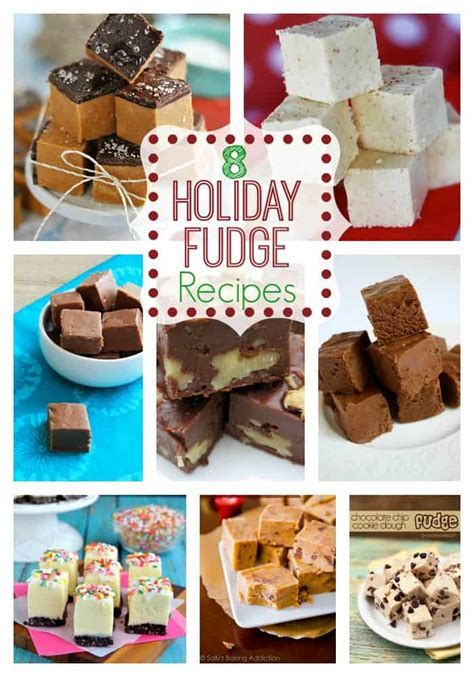 holiday fudge recipes skip   lou