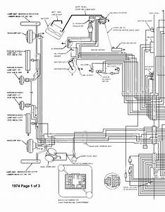 1983 Jeep Wagoneer Alternator Wiring Diagram