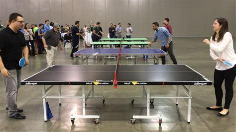 ping pong table rental ping pong table rental over 21 party rentals