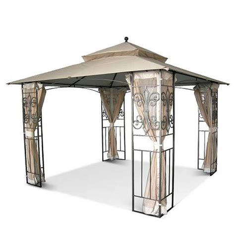 Walmart Patio Gazebo Canopy by Walmart Ridge Gazebo Replacement Canopy Garden Winds