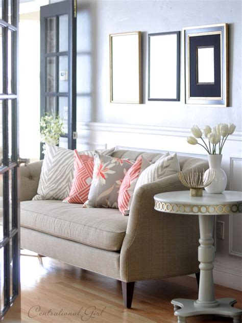 spring   living room centsational style