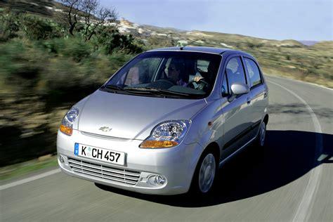 Chevrolet Matiz Hatchback Driving