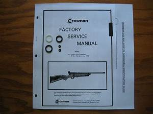 Crosman 160 167 Co2 Seal Kit