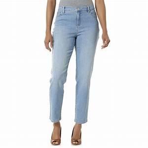 Gloria Vanderbilt Petite's Heritage Fit Amanda Jeans ...