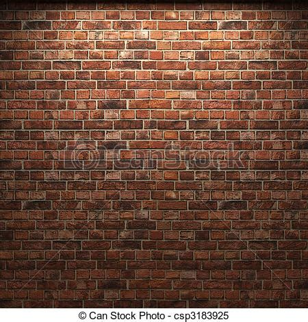 brick wall drawing stock illustrations of illuminated brick wall made in 3d 3d