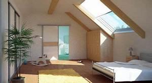 Zimmer Mit Schrägen : dachschr gen perfekt nutzen ~ Lizthompson.info Haus und Dekorationen