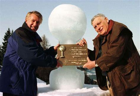 bob beattie pioneer  alpine skiings world cup circuit