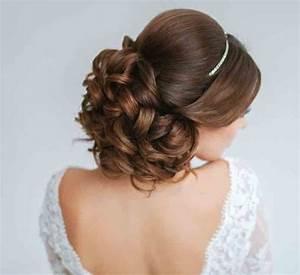 21 Classy And Elegant Wedding Hairstyles MODwedding