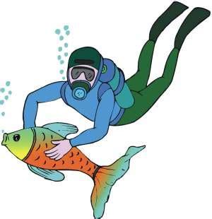 Scuba Diver Clipart Scuba Clipart Diving Pictures For The Diver In You