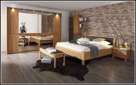 Schlafzimmer Komplett Eiche Massiv  Schlafzimmer House