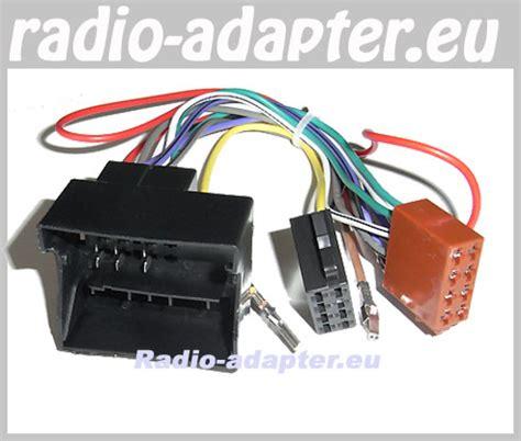 audi  p pa ab  radioadapter autoradio adapter