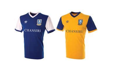 The new Sheffield Wednesday kits - Sheffield Wednesday ...