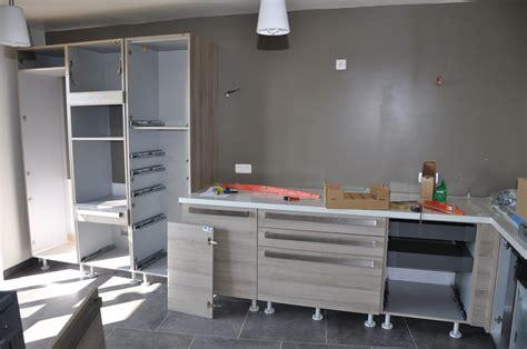 meuble cuisine ikea arrivée et montage de la cuisine le de soso