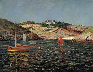 Bel Ile En Mer : the heart of the port of goulphar belle ile en mer maxime maufra encyclopedia ~ Medecine-chirurgie-esthetiques.com Avis de Voitures