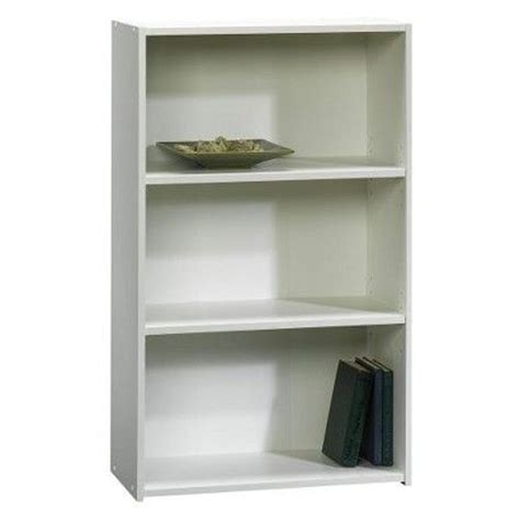 Cheap White Bookcases target the room essentials 3 shelf bookcase 21 99