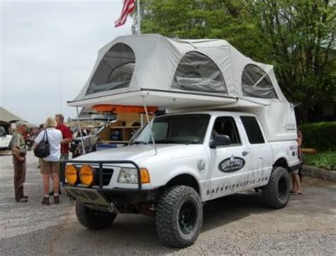 safari pacific exploration ford ranger