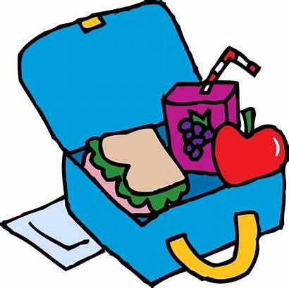 Lunch Clipart Clip Box