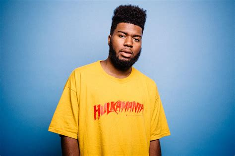 Khalid Spills On Working With Kelly Rowland On