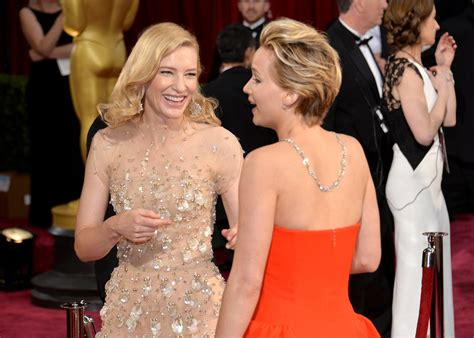 The Oscars 2014 A Round Up In Pictures Beauty And The