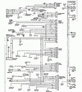1980 Chevrolet El Camino Wiring Diagram Part 1  61798